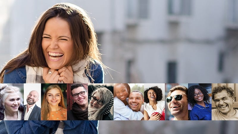 笑うことがストレスには効果的な方法