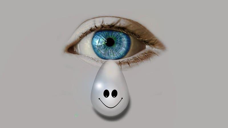 泣くこと・涙を流すことがストレス解消に有効