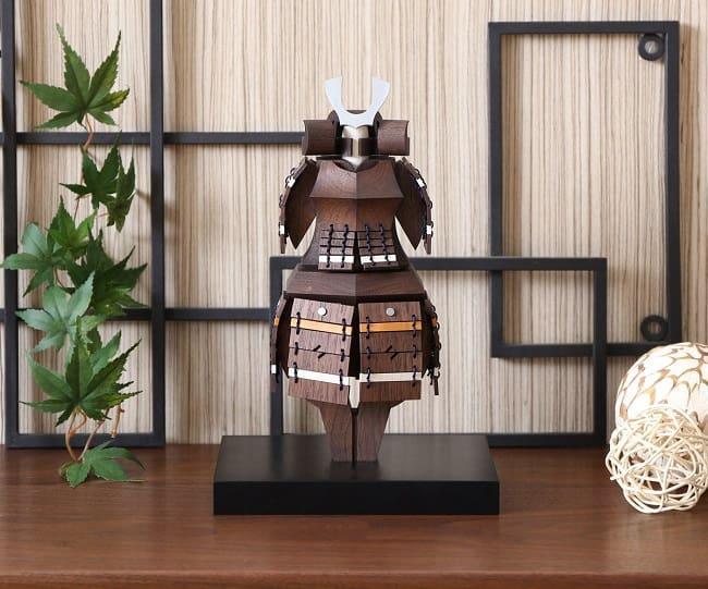 コンパクトでおしゃれな五月人形「【T.MOTOI】KABUTO」