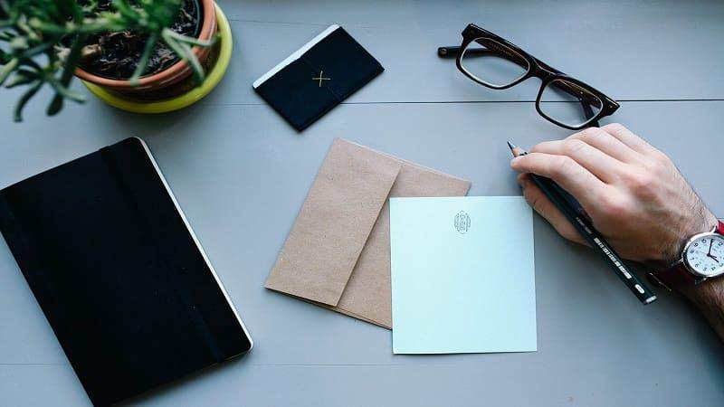 実父に送るメッセージカードや手紙に使える文例を紹介