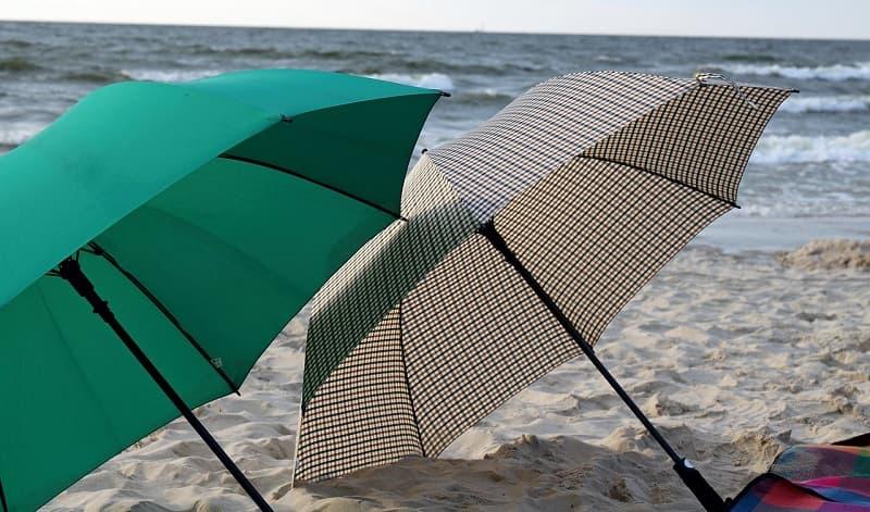 メンズ用日傘の選び方・チェックすべきポイント