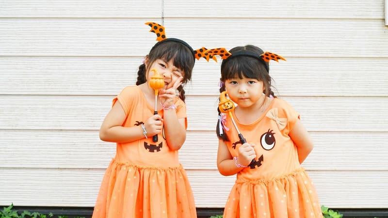 ハロウィンの仮装で子供の衣装を選ぶ際に気をつけたいポイント