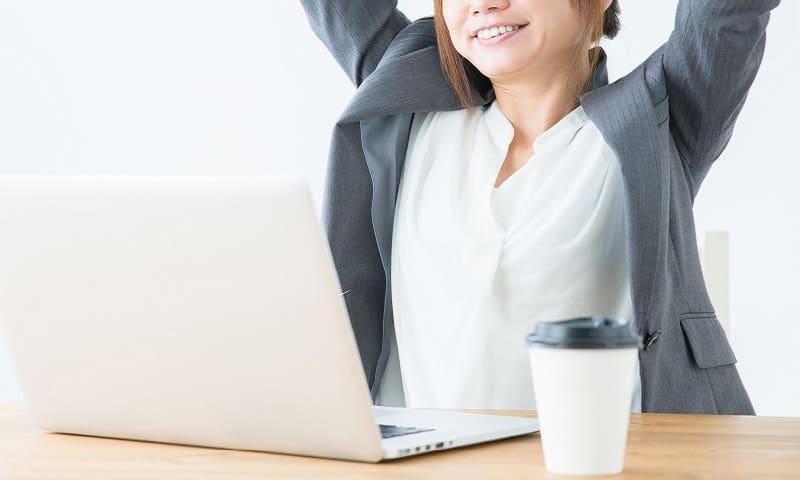 デスクワークでお尻が痛くなったときの改善方法は?