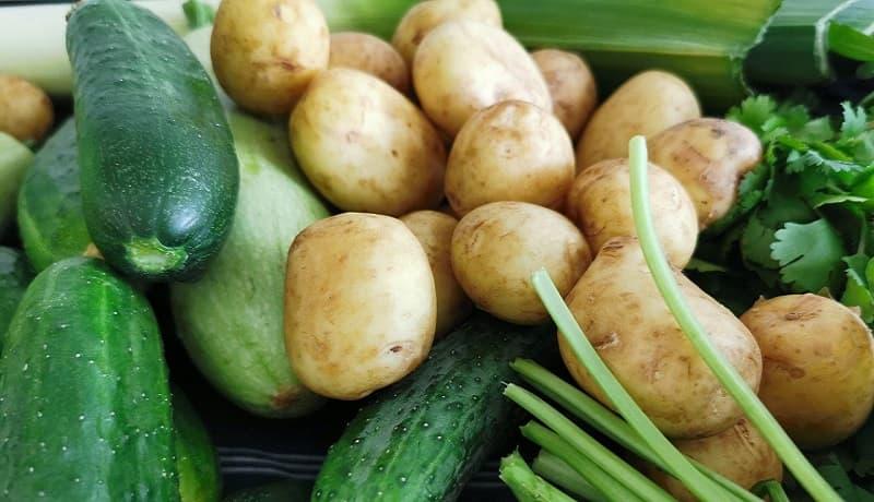 冷凍するのに下処理が必要な野菜