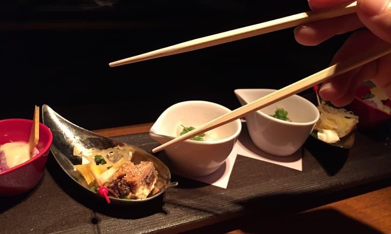 懐石料理とは?会席料理との違いは?