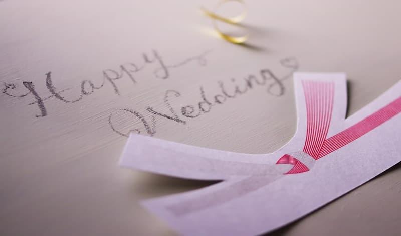 結婚祝いとご祝儀の違い?両方贈るのがマナー?